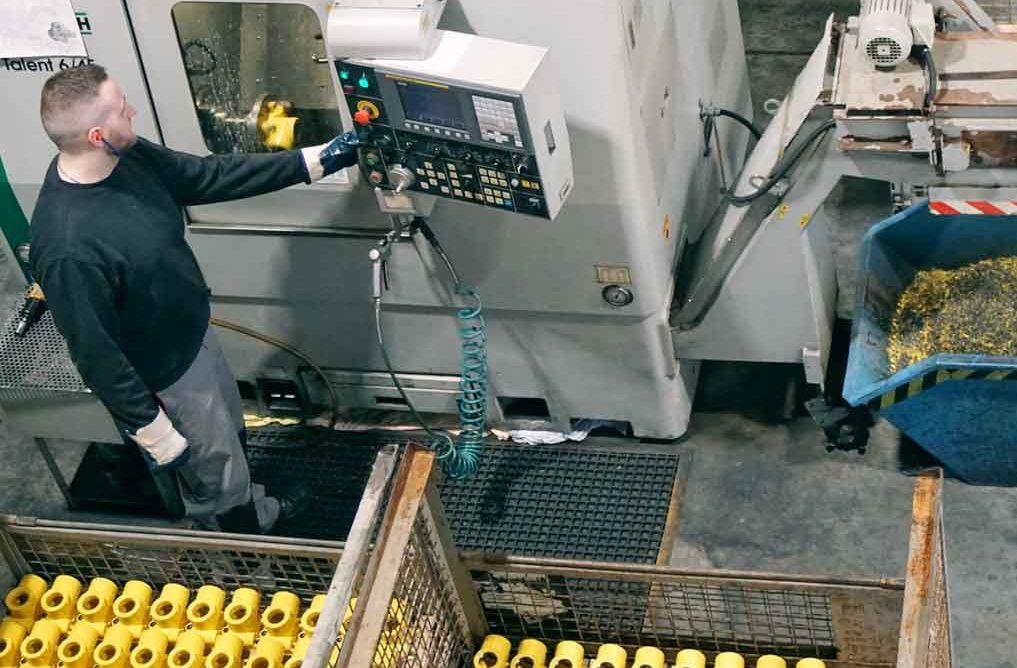 Produktion Keulahütte Lüneburg